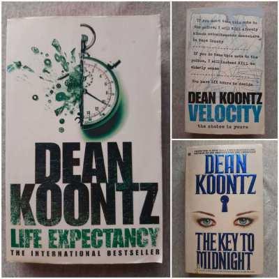 Dean Koontz / Lee Child