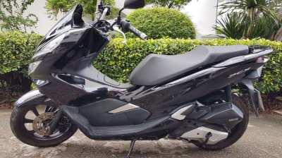 Honda PCX150 Black (2018)