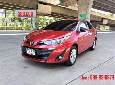2018 Toyota Yaris ATIV 1.2 s