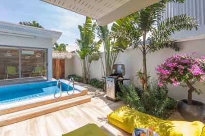 Beachside Villa Limoncello @ Ban Tai Estate (koh Samui)