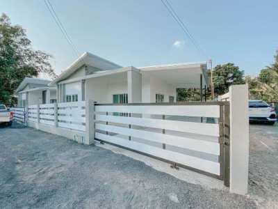 House for sale on Doisaket Rd., 15 km. from Central Festival