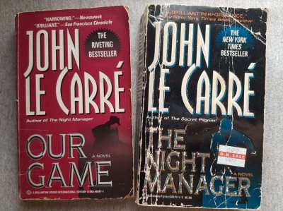 John Le Carré - Four Volumes