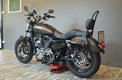 Brand-New 2021 Harley Sportster 1200 Custom