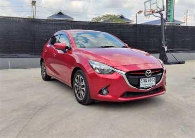 2016 Mazda-2 SkyActiv1.5 XD Sport High Plus