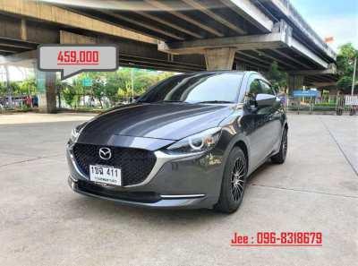 2020 Mazda-2 1.3 S Sport Leather Hatchback