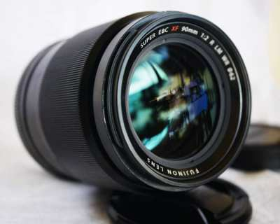 Fuji Fujinon XF 90mm F2 R LM WR (Weather Resistant) Lens