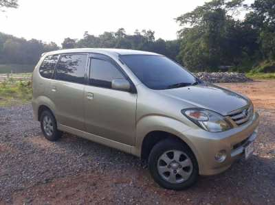 Avanza car for sell