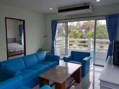 2 bedroom condo (124 sqm) - 80 meters from the beach. Now 2,995.000THB