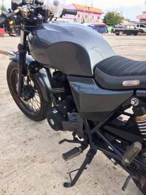Motorbike for sale Rk125 cl
