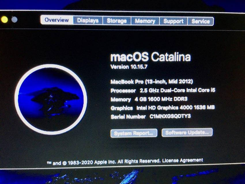 Very Nice Mid 2012 MacBook Pro 13
