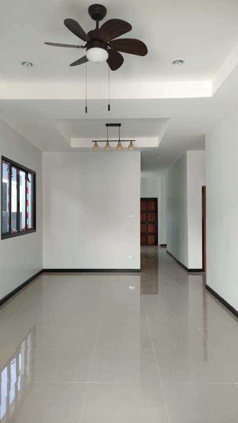One story house for sale East Pattaya, Huay Yai. Close to