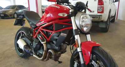 Ducati Monster 797 ABS Brakes 2020 4300 Kilometers