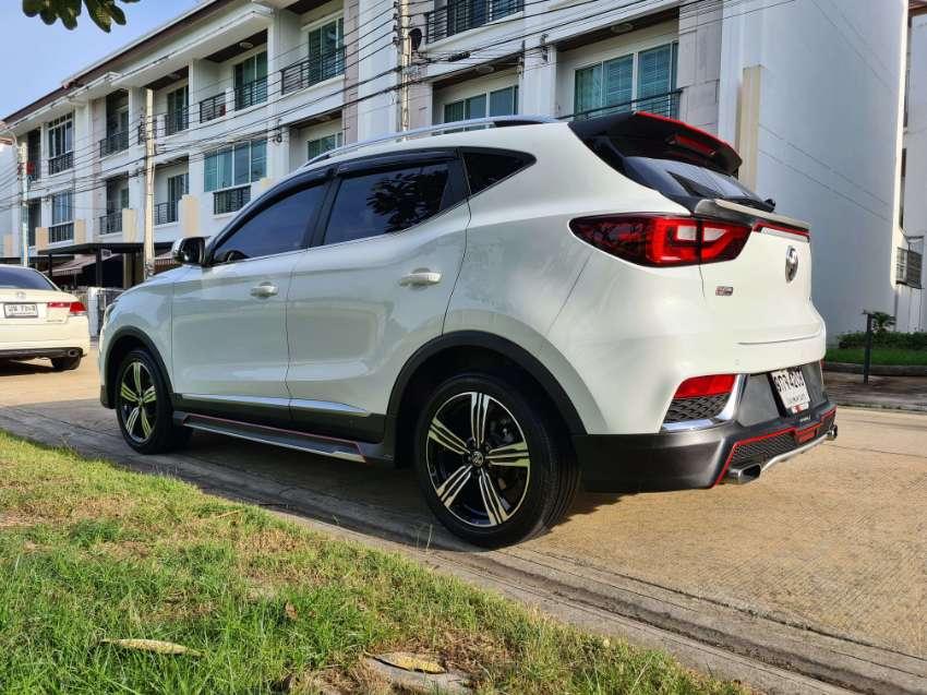 2019 MG ZS X Sunroof