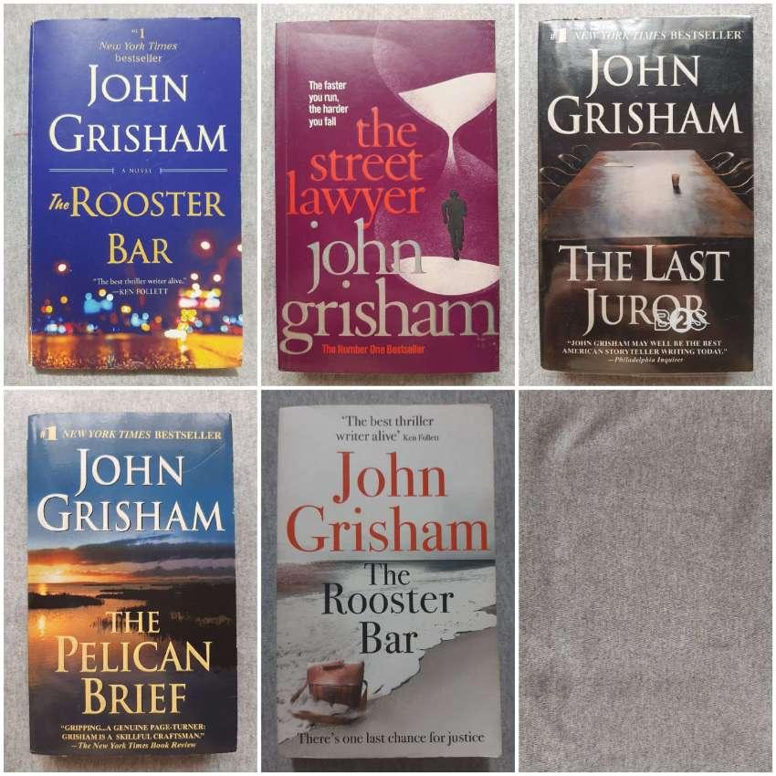 Jeffrey Deaver / John Grisham