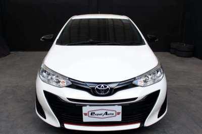 2020(Mfd '19) Toyota Yaris Ativ 1.2 MID A/T