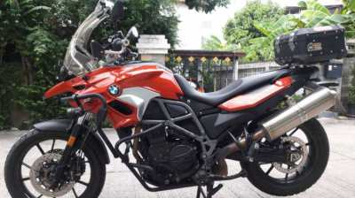 BMW F700GS FOR SALE
