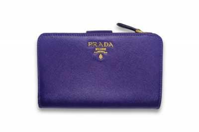 กระเป๋าสตางค์ PRADA SAFFIANO LEATHER