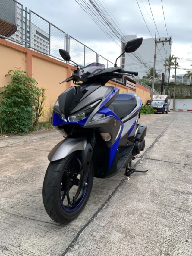 2019 YAMAHA AEROX 155 ABS (CASH/INSTALLMENT)