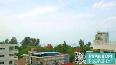 2 bed 90sqm unit for sale at Jamjuree Khao Takiab