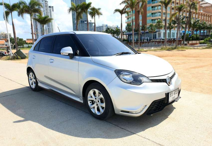 MG-3, 2015, EXCELLENT