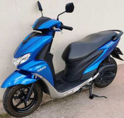 05/2019 Yamaha Freego 29.900 ฿ Easy finance by shop