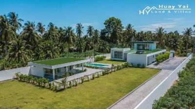 NEW SUPERBLY FINISHED HOUSE ON 2 RAI HIDDEN AWAY IN HUAY YAI