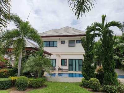 ☆ Baan Dusit Pattaya, 4 Bedrooms House with Pool