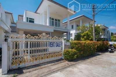 3 Bedroom House in Phuket Town