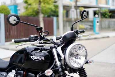 [ For Sale ] Triumph Street Twin 2017 Only 1,xxx km...!!!