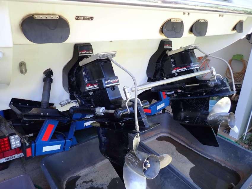 FORMULA-312-FAST-TECH 2 x V8-7.4L  PART-EXCHANGE For BIGGER BOAT!