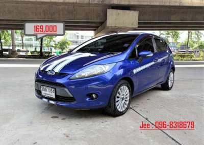 Ford Fiesta 1.5 Trend / 2013