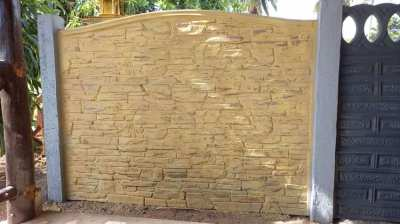 Concrete Fences