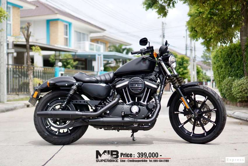 [ For Sale ] Harley Davidson 883 2020 with V&H exhaust Only 1,xxx km