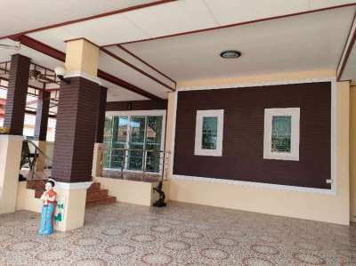 Big discount!!!!! house with pool in Bangsaray,Sattahip 3.5 from 4MB