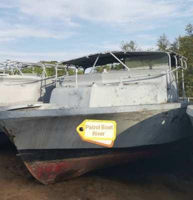 United Boat Builders PBR Mark II
