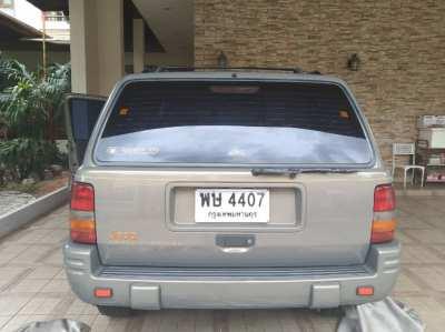ขายรถ Jeep Cherokee 4.0 Limited 4WD ปี 2000