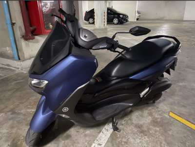 YAMAHA NMAX 155CC - ONLY 4500 kms - 7 MONTHS OLD