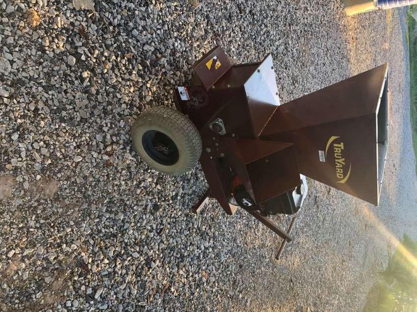 Garden Mulcher CM95 13 hp Electric Start As New