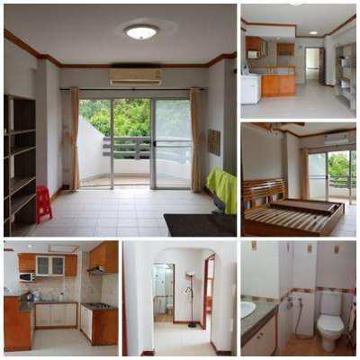 1 bedroom beach condo with super price - only 1,398,000 THB