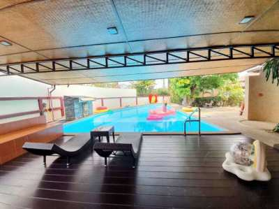 House w/ Private Swimming Pool 500 meter from Rimping Michock