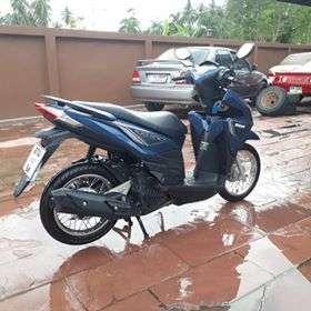 Honda Click For Rent