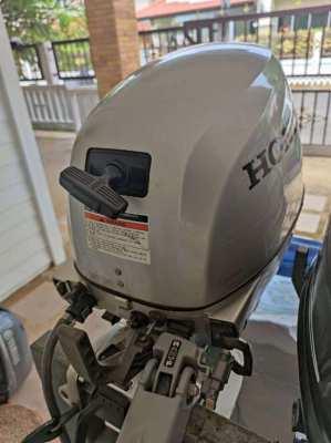 Honda Outboard 4-stroke 9.9hp