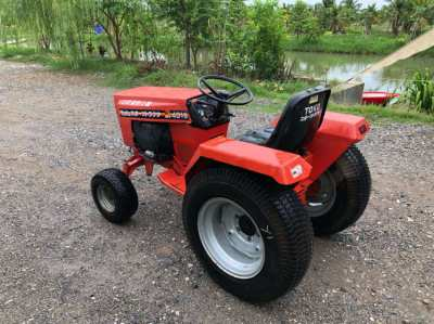 Tractor or grass mower
