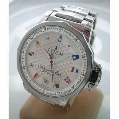 For Sale: Men's Corum Admiral's CupTrophy Watch.