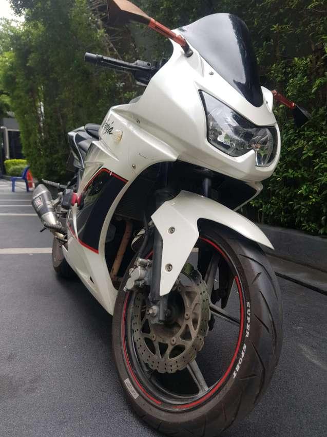 Kawasaki Ninja 250R - REDUCED