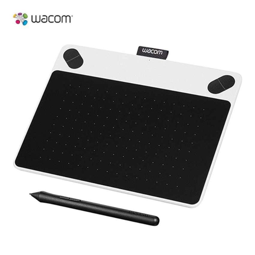 Graphics Tablet Wacom Intuos Draw CTL490/W