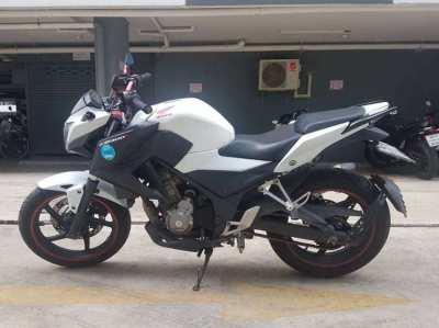Honda CB300f 2014