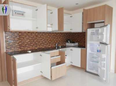 Condo for Rent at Jomtien Beach Pattaya ( Sea View)