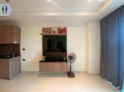 Condo for Rent Jomtien Pattaya 7,000 Baht (Pool View)