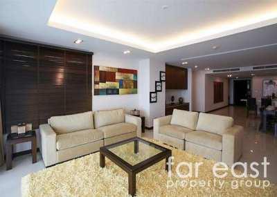 Beachfront Na Jomtien 3 Bedroom For Rent Or Sale